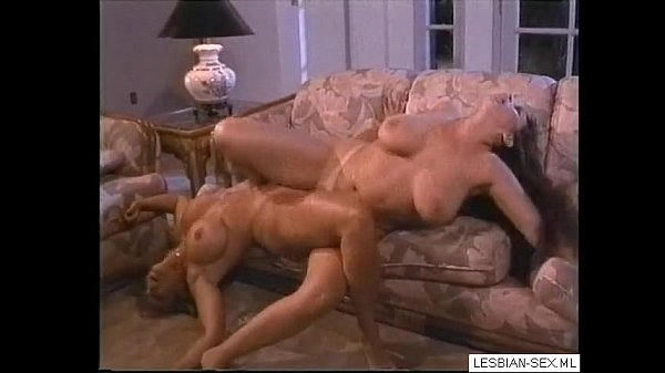 Blonde and brunette lesbians suck and rub pussies together on couch-Get CAMS of girls like this o