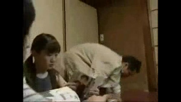 18 year old Japanese girl and step