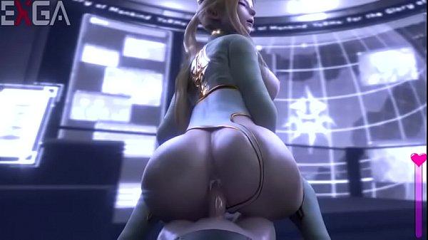 d-hentai huge ass pov anal creampie
