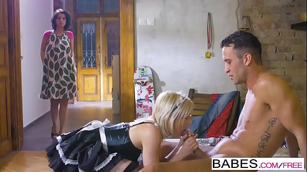 Babes – Step Mom Lessons – Fair Maiden  starring  Kai Taylor and Vicky Love and Zazie Skymm clip