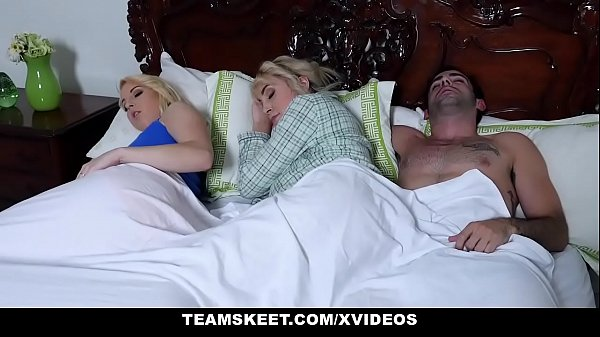 BadMILFS – Lucky Teenager Boyfriend Fucks His Girlfriend and Her Stepmom