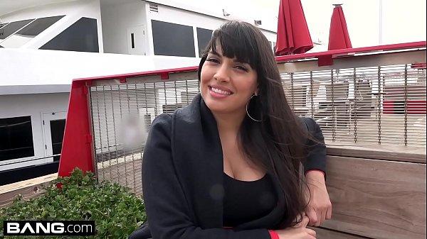 BANG Real MILFs – Latina Mercedes Carrera gives a sloppy bj
