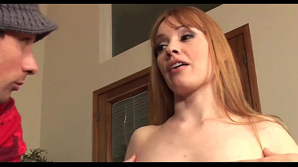 Big Tits MILF Cougar From ExposedCougars in Stockings Fucks Really Good