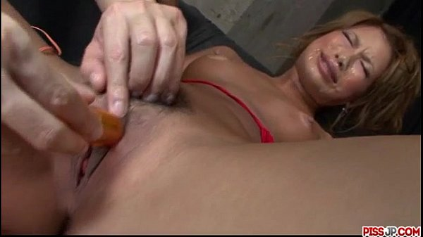 Blonde Japanese Rumika fucked until orgasm