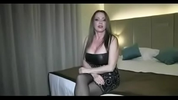 Busty Hot Milf With Virgin Boy