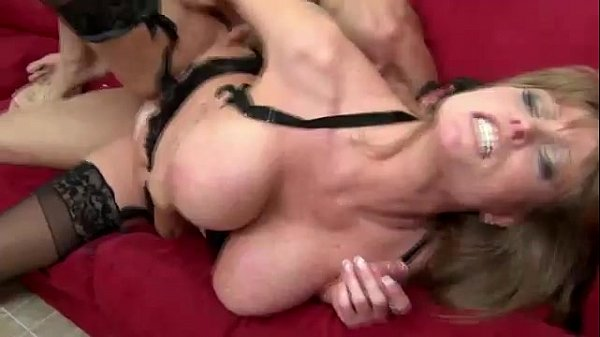 Busty milf gets a hot fucking before blowjob