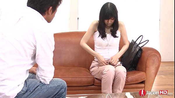 Cute innocent Japanese Teenager orgasm spasms