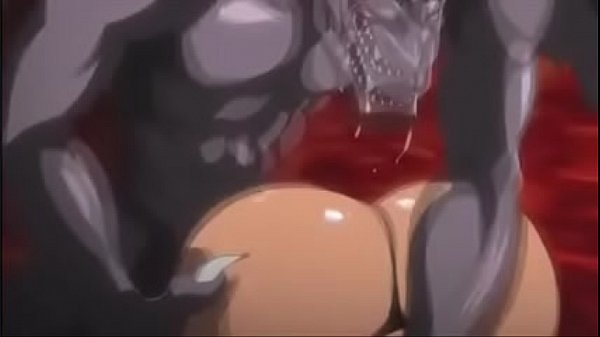 Dark Skin Hentai Girl Gets Gang Banged by Demons – Hentaiflex