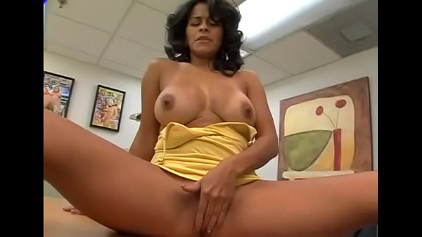 Drilling hot wet pussy of a lovely mommy is so exciting