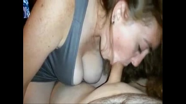 Getting Sucked off By his Slut