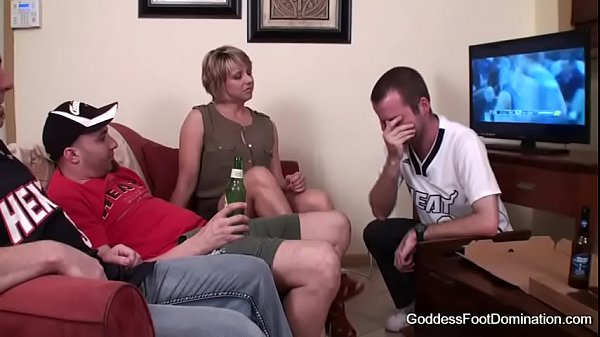 Goddess Brianna Beach Footjob Bad Night Game