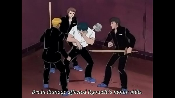 Hentai-Guy with head injury gets his revenge Ep