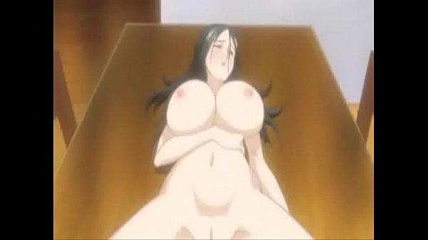 Hentai Mujer engaña a su esposo mientras este se masturba  hentailatino