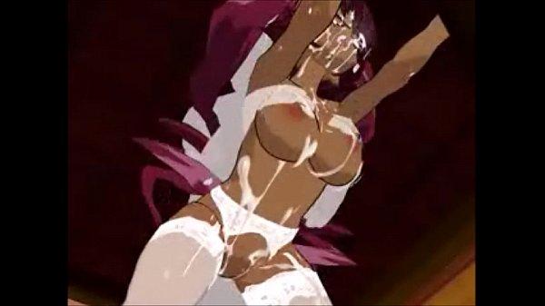 Hentai Teenager Maid Ebony – 3DCG