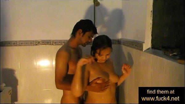 Indian amateur couple shower sex – fucknet