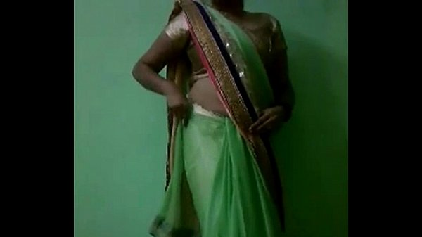 Indian Bhabhi In Sari Stripping Naked – IndianHiddenCams