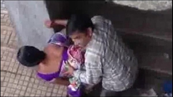 Indian Couple Caught On Cam