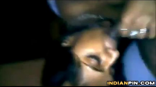 Indian Giving Her Husband A Blowjob