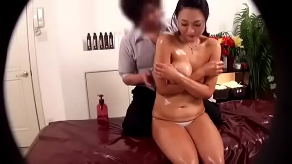 Japanese shy topless massage – Looking for the full video