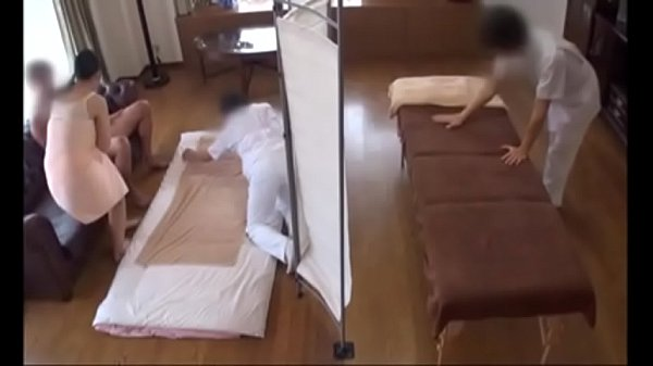 Japanese Wife Get a Naughty Massage