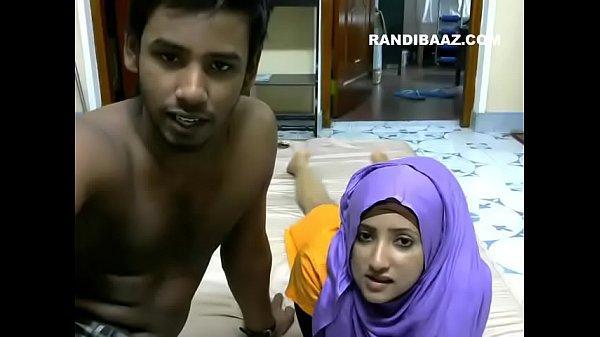 muslim indian couple Riyazeth n Rizna private Show