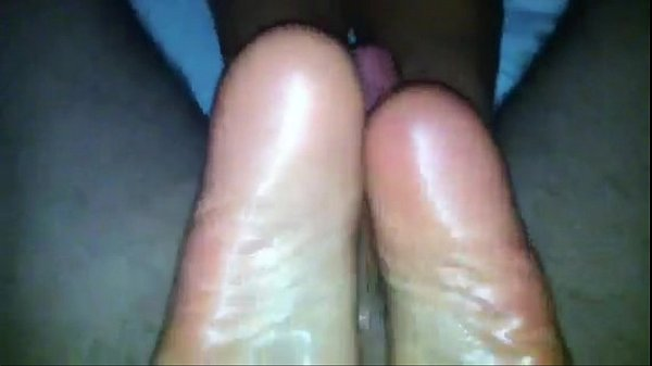 my friends mom giving me a footjob pt
