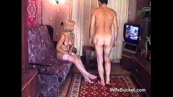 Russian MILF home fuck