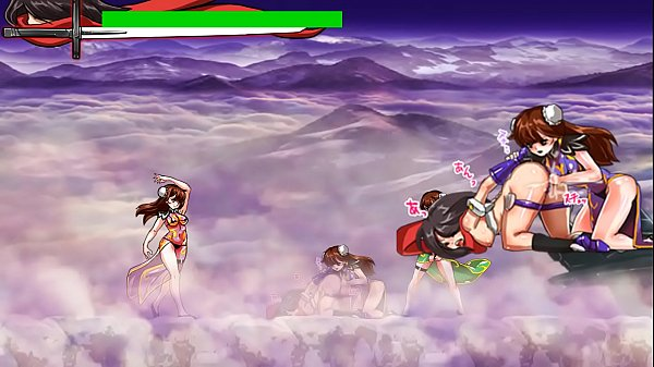 Scrider Asuka – hentai action game stage