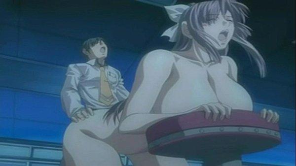 Sexiest Hentai Couple XXX Anime Blowjob Cartoon