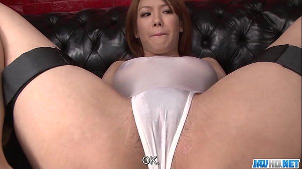 Subtitles – Japanese beauty Rei gets dick in her nice pussy