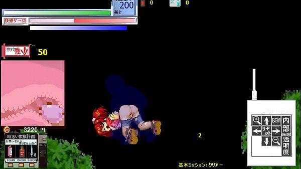SUPER  hentai action game
