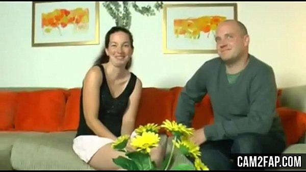 Teenager Shy Brunette German Teenager Threesome Free Porn