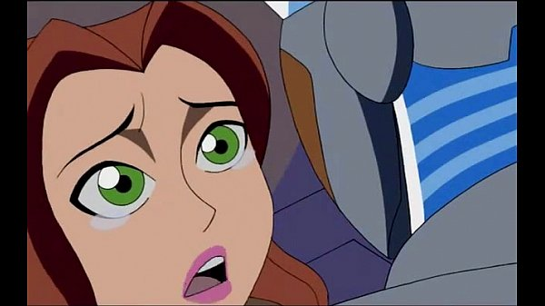Teenager Titans Hentai Porn Video – Cyborg Sex