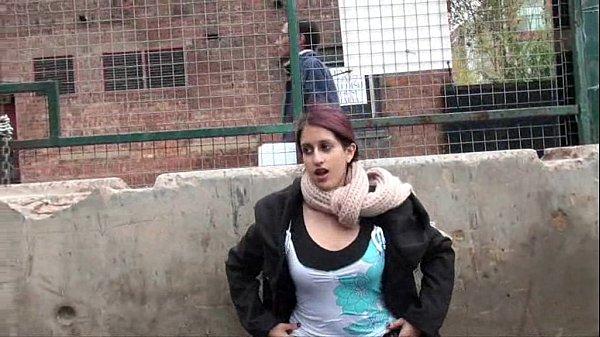 Teenager Zarina Massouds Indian exhibitionism