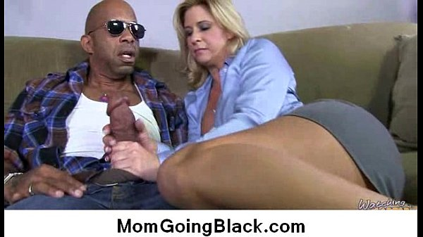 Watch milf going black  Interracial free porn