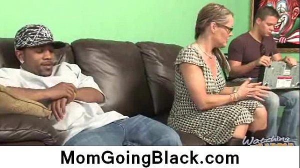 Watching My Mom Go Black Kelly Leigh