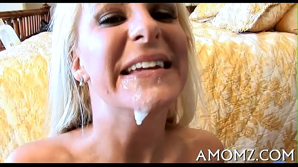 Wet older pussy gets spoiled