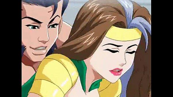 X-Men Hentai Sex